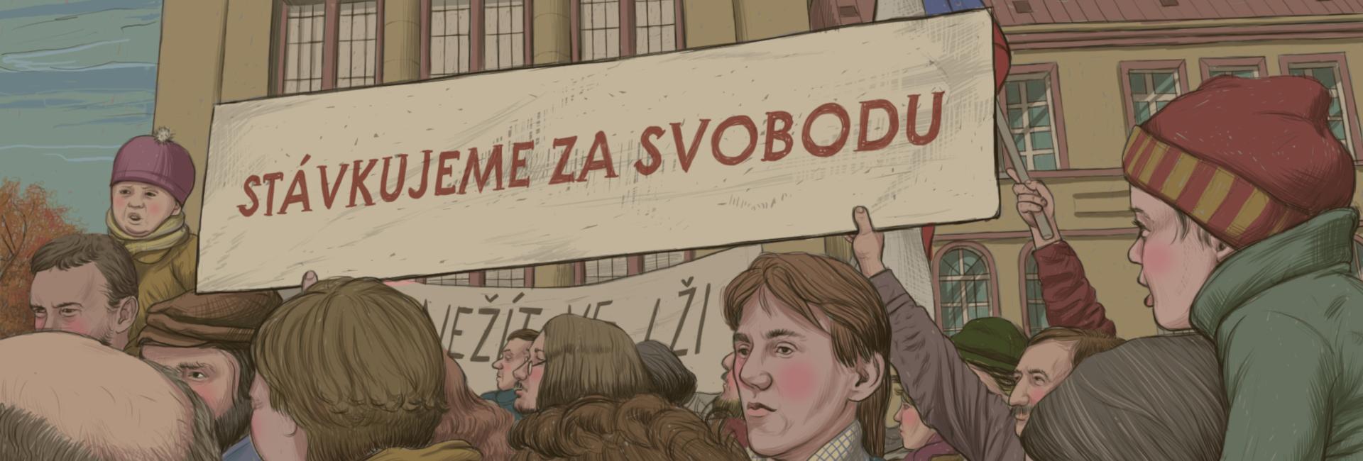 Studenti stávkují